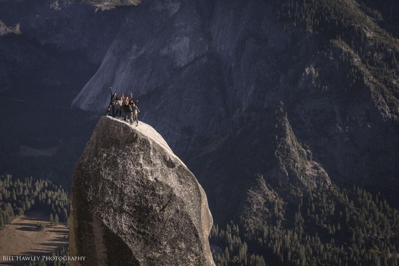 SlackLifebc Yosemite spire