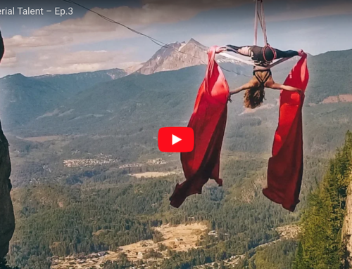 Breathtaking Aerial Talent – Ep. 3