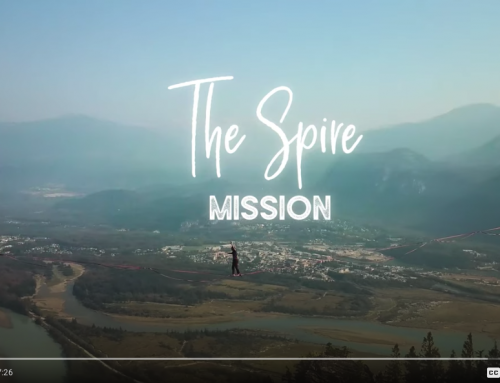The Squamish Spire Mission